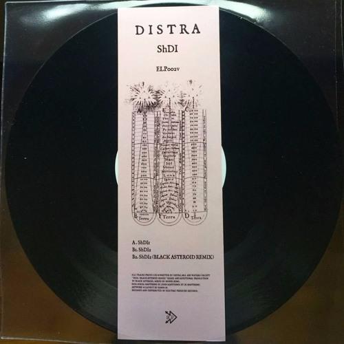 Distra - ShDI E.P. [ELP002V]
