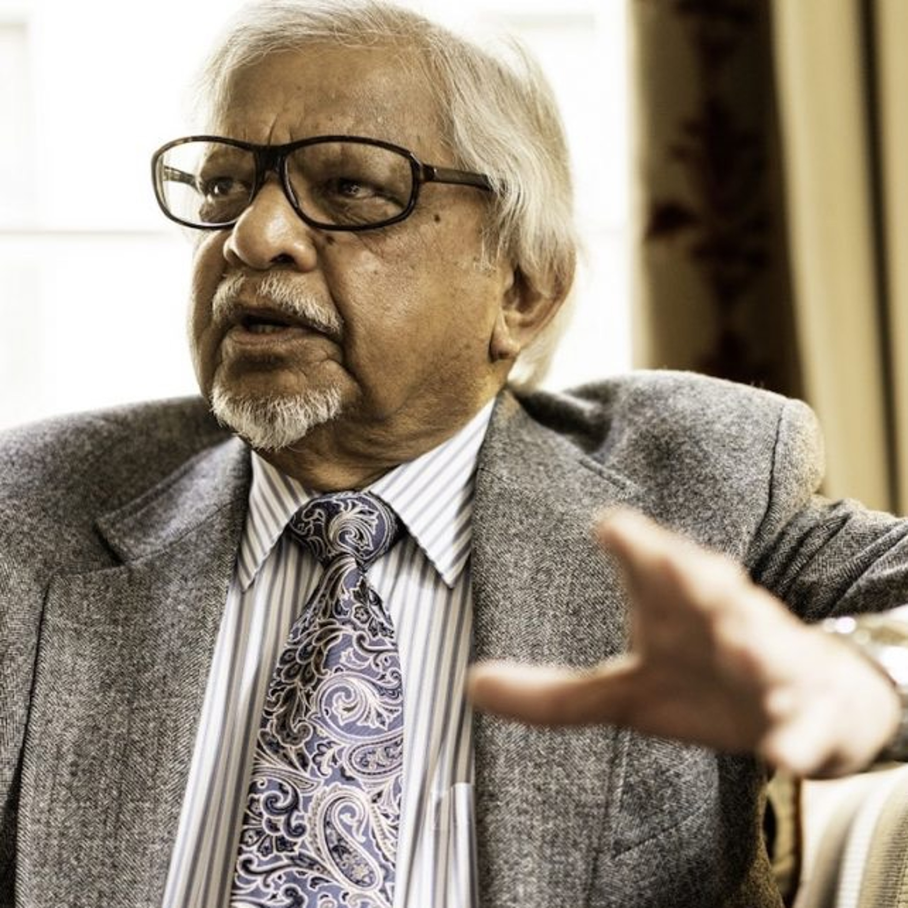 Arun Gandhi: The Gift of Anger and...