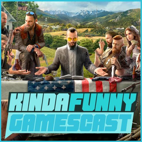 Far Cry 5, Adam Sessler, and Polygon's Nick Robinson - Kinda Funny Gamescast Ep. 122