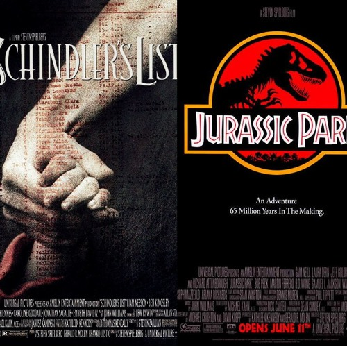 Episode 14 - Battle of 1993: Jurassic Park v. Schindler's List