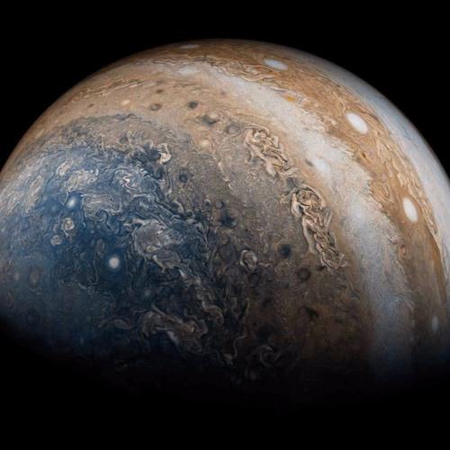 Jupiter Surprises In Its Closeup