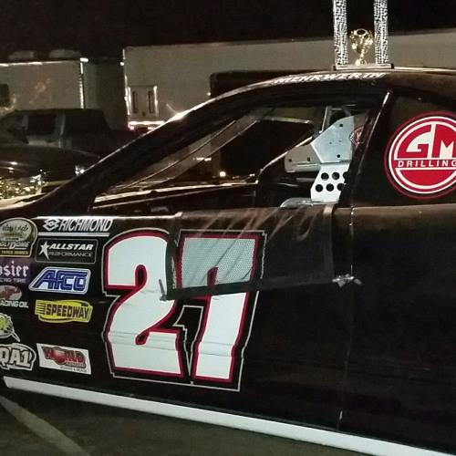 Corey Mehrwerth Scores 1st career Feature win at Granite City Speedway