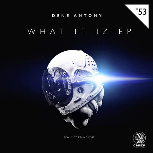 Dene Antony - What It Iz (Prune Flat Remix)