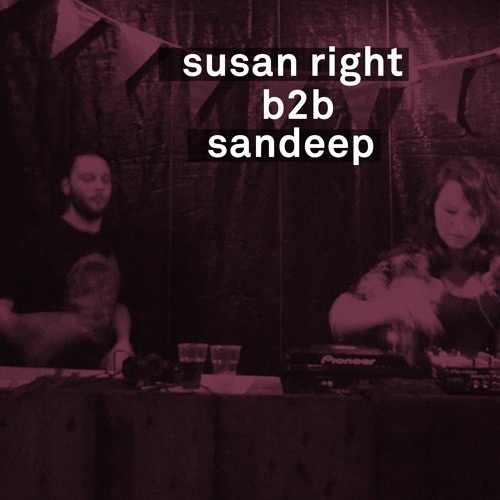 Susan Right b2b Sandeep - Stiekem - November 4th 2016