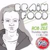 Brain Food with Rob Zile/KissFM/25-05-17/#1 DEEP TECHNO