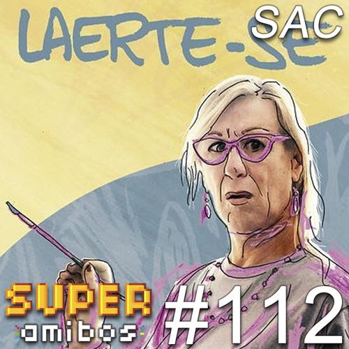 SAC 112 - Laerte-se, Sons of Anarchy e Metro Last Light