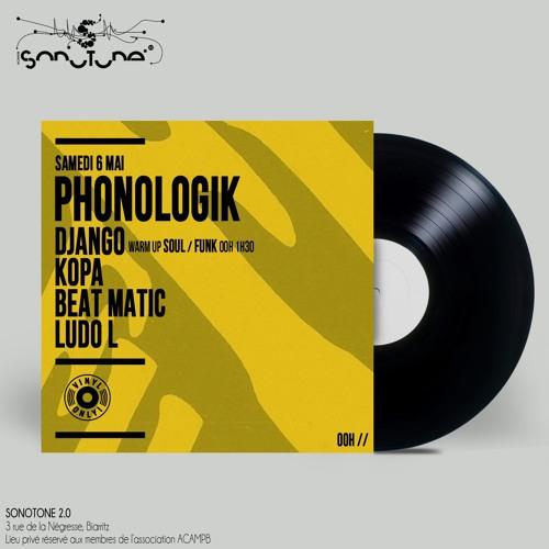 Beat Matic - Phonologik - djset @ Sonotone 2.0 (06.05.17)