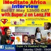 Interview with Art of Living on iMeditate Africa -27 May 2017