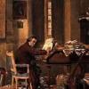 Moonlight Sonata Theme ~~ Ludwig van Beethoven