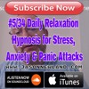 #5/34 Daily Relaxation Hypnosis for Stress, Anxiety & Panic Attacks - Jason Newland
