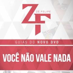 ZÉ FELIPE   VOCÊ NÃO VALE NADA   FT MC MENOR   DVD NAMESMAESTRADA