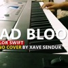 Bad Blood - Taylor Swift (Piano Cover by Xave Senduk)