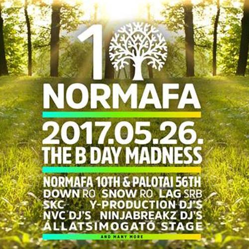 Live @ Normafa Openair 10 Bday Madness