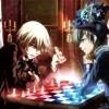 Black Butler: Diabolic Waltz(on piano)