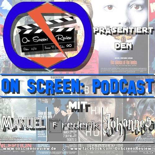 "#33 - ""Passengers"", Deadpool/Wolverine, ""Rings""-Trailer, VR-Filme & Golden Globes! (German/Deutsch)"