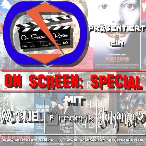 Special III - Best/Worst of 2016 in TV & Kino!(German/Deutsch)