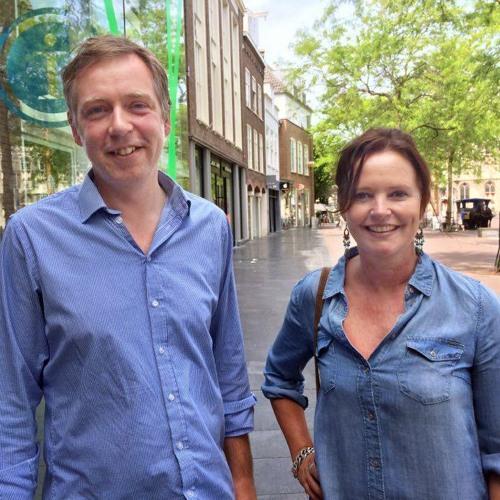 28me17 Bert v Leerdam,met: Wilma Polderdijk + Eric de Vries