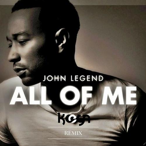 Keeyn - John Legend - All of Me (Keeyn Progressive House ...  Keeyn - John Le...