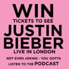 GOTH COFFEE /CLUE 3 FOR TICKETS TO SEE JUSTIN BIEBER