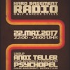 Andi Teller @ Hard Basement Radio on Cuebase FM  / 22.05.2017
