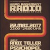 PsychOpel @ Hard Basement Radio on Cuebase FM  / 22.05.2017