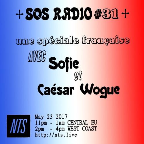 SOS RADIO 031 ft. Caesar Wogue - NTS