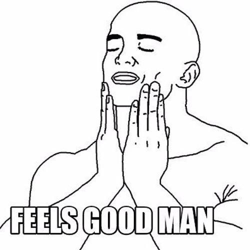 Feels Good Man by Daniel 168