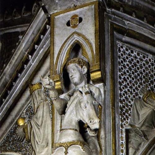 Arnolfo di Cambio e Pietro Cavallini a Santa Cecilia (Andrea Lonardo Roma by night)