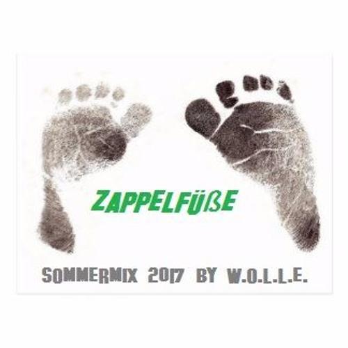 W.O.L.L.E. - Zappelfüße (Sommermix 2017)