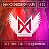 Blasterjaxx - Maxximize On Air 155 2017-05-25 Artwork