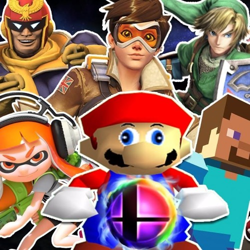 ♫ The Ultimate Smash Bros ♫ by SMG4