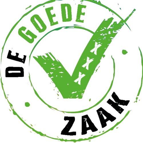 Radio documentaire De Goede Zaak Amsterdam