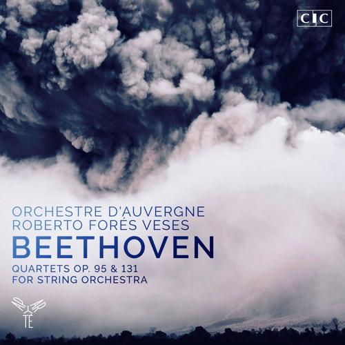 Beethoven/Mahler - Quatuor À Cordes n°11 En Fa Mineur (Allegro Con Brio) | Orchestre d'Auvergne
