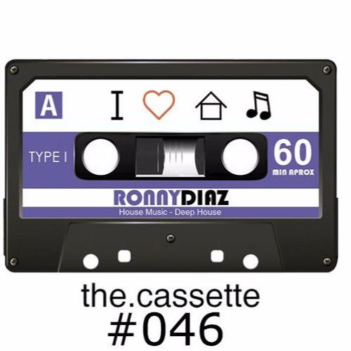 the.cassette by Ronny Díaz #046 -Track one, new remix by David Manso-