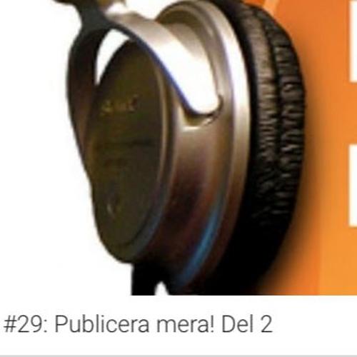 DViSonAir #29: Publicera mera! Del 2 (Swe)