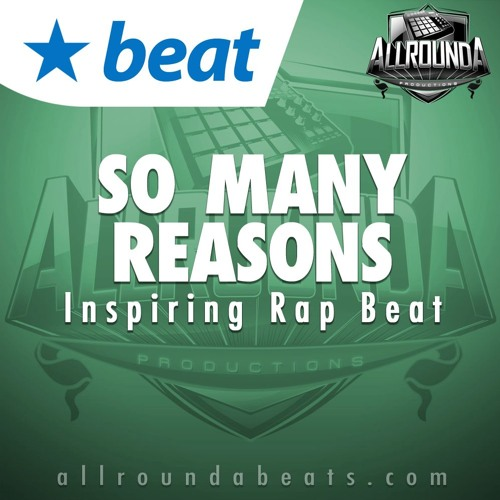 Instrumental - SO MANY REASONS - (Rittz Type Beat by Allrounda)