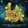 La Vida Riddim Full Mix By Deej Hotskull  [Lee Milla Productions] [June 2017]