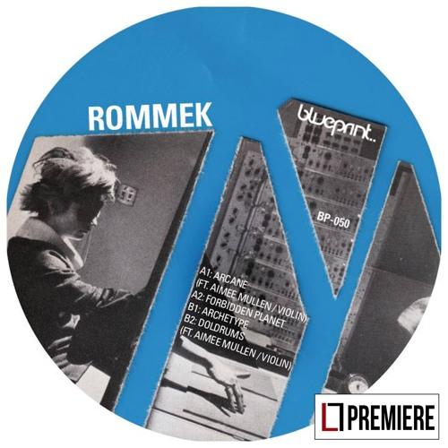 PREMIERE: Rommek - Doldrums feat. Aimee Mullen / Violin (BP-050)