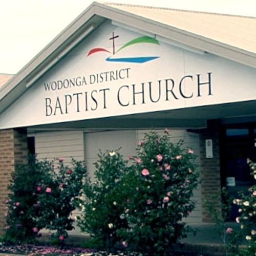 Living In Gospel Freedom, Week 6 - Joel Nicholas