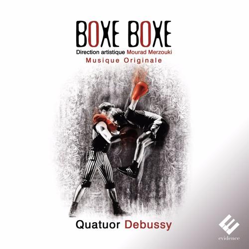 Ravel - Quatuor en fa majeur : assez vif, très rythmé | Boxe Boxe | Quatuor Debussy