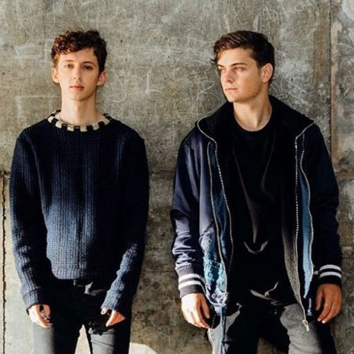 There for You - Martin Garrix & Troye Sivan (Wild remix)