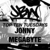 JBW Top Ten Tuesday Mix 2017 Week #22 feat. Jonny Megabyte [Bow Legged Hoe Records | UK]