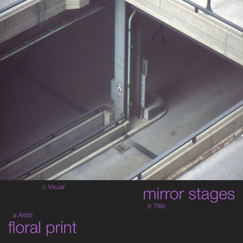 Floral Print - egg rites