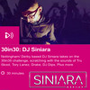 DJ Siniara - 30in30 BBC Asian Network Mix (May 2017)