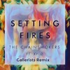 Setting Fires (Gallerists Remix)