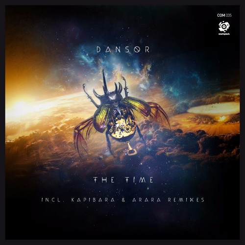 COM-035   Dansor - The Time (Kapibara Remix) *preview*