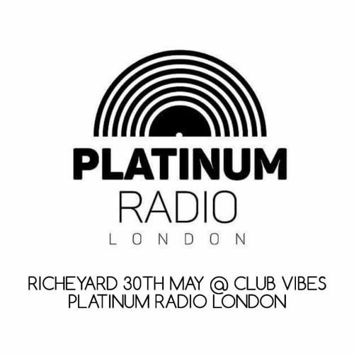 @ Kevin Maze Club Vibes - PLATINUM RADIO LONDON - 30 May 2017