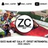 Gucci Mane - Met Gala Ft. Offset *Instrumental* (Prod. ZCBeats)