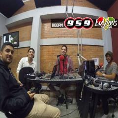 Miercoles 24 De Mayo / Reggae Luvers 95.9 FM