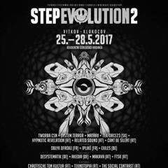 Triby23 Live@Step Evolution 2 (Cz) Stage Oblyk - Dfroke,1Pliké,Exiles(27052017)